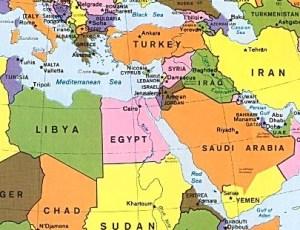 Siria-Egitto-Libia-Yemen
